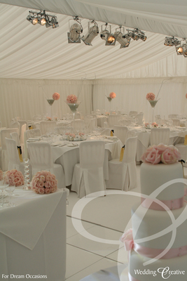 Brentwood Wedding Marquee