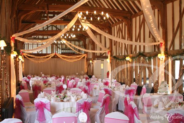 Venue Dressing At Channels Golf Club Wedding Creative