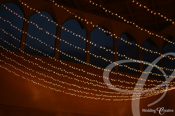 Roof Canopy Fairy Lights