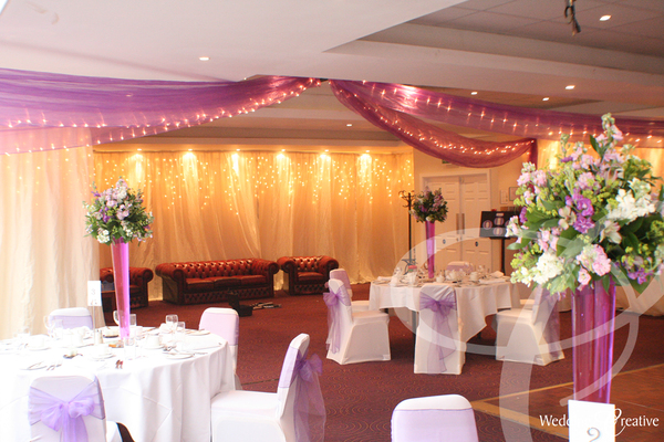 Venue Dressing Lighting Oxfordshire
