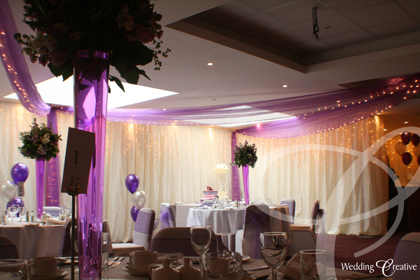 Party Drape Hire
