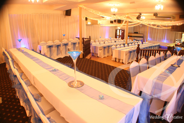 County Durham Wedding Decorations