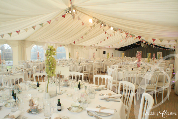 Ipswich Wedding Marquee