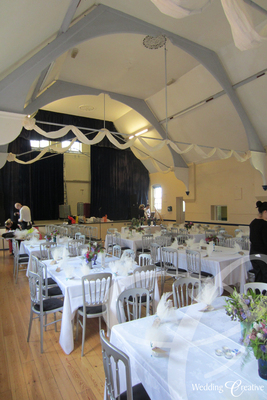 Whitstable Community Centre Wedding