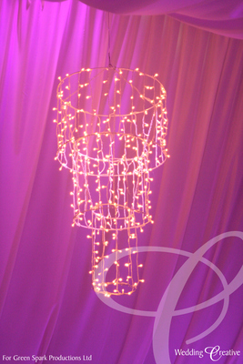 Event Chandelier Hire