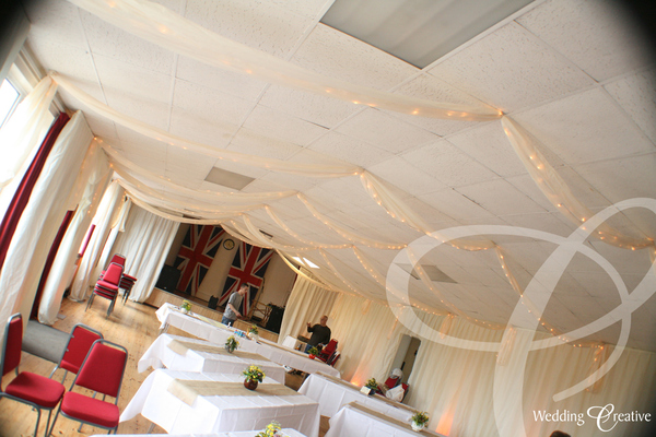 Little Clacton Village Hall Wedding