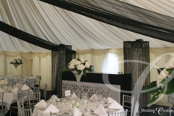 Marquee Wedding Party Ideas