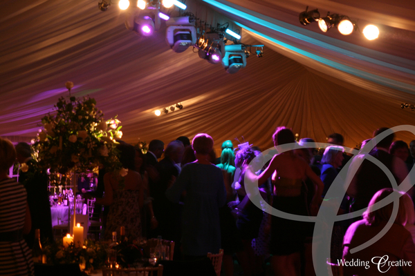 Marquee Lighting Design