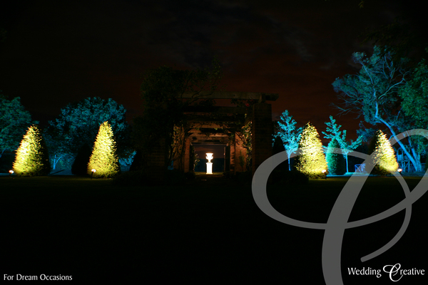 Grounds Event Lighting