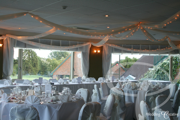 Ufford Park Roof Drapes