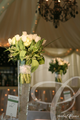 Modern Wedding Lighting Design