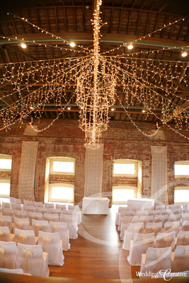 Fairy Light Wedding Chadelier
