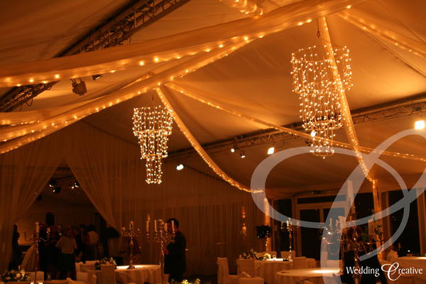 Fairy Light Wedding Designs