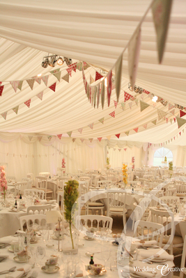 Marquee Decoration Suffolk