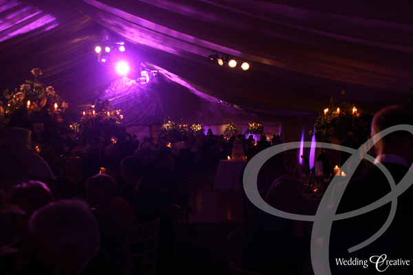 Party Marquee Lighting