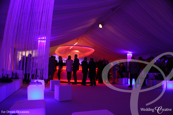 Wedding Marquee Party Lighting