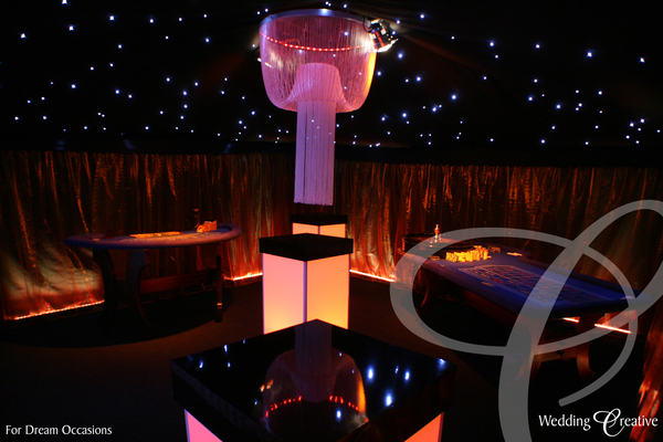 Party Casino Event Decoration
