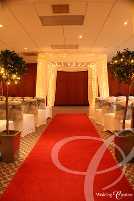 Ceremonial Canopy Hire Weddings Events