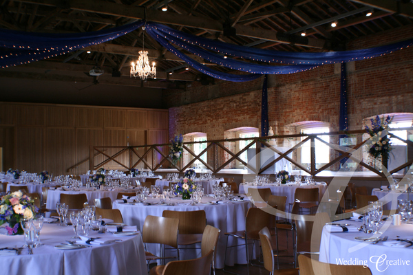 Ceiling Wedding Drapes