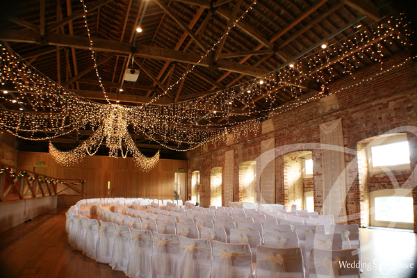 Wedding Fairylight Canopy