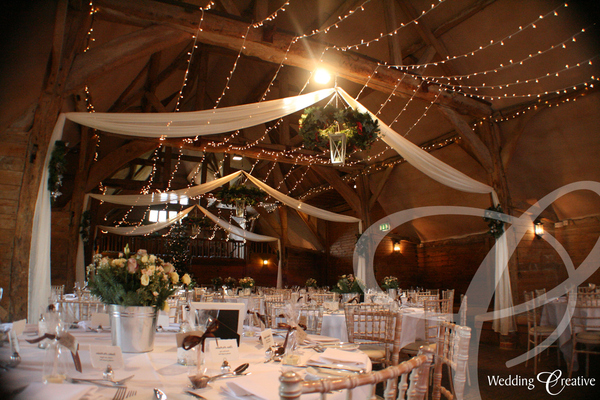 Wedding Venue Dressing Oxfordshire