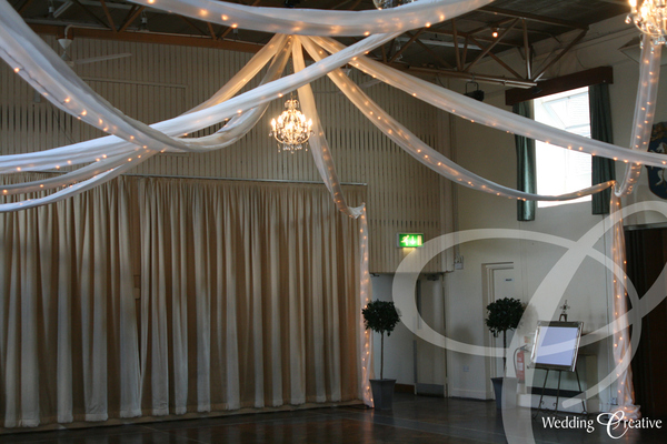Wraysbury Village Hall Wedding