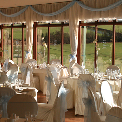 Wedding Venue Drapes