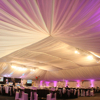 Drapery >> Roof Drapes >> Roof Drapes | Wedding Creative